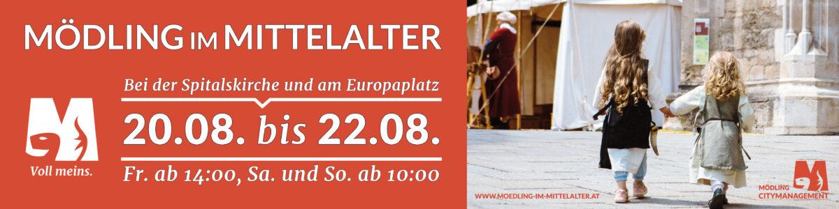 Mittelaltermarkt Mödling